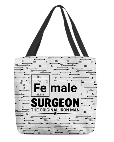 Female Surgeon Arrow
