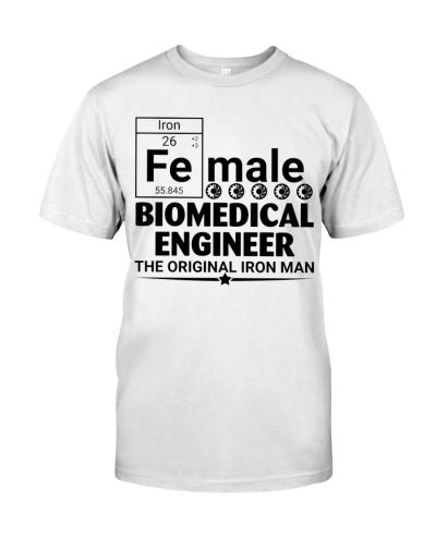 Female Biomedical Engineer