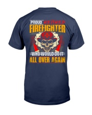 Proud Retired Firefighter Premium Fit Mens Tee thumbnail