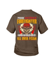 Proud Retired Firefighter Youth T-Shirt thumbnail