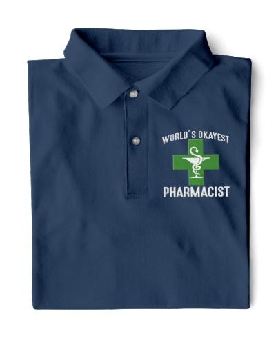 World's Okayest Pharmacist