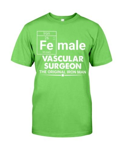 Vascular Surgeon Female