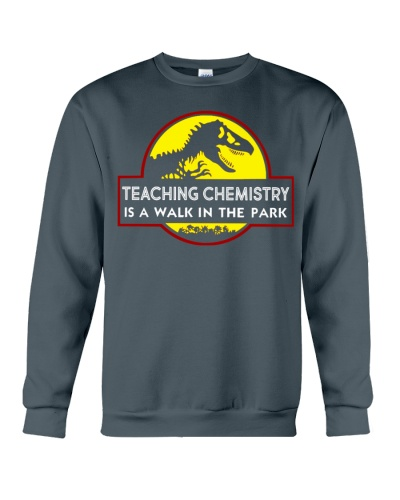 Teaching Chemistry Is A Walk In The Park