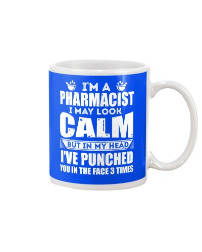 I'm A Pharmacist I May Look