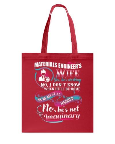 Materials Engineer's Wife