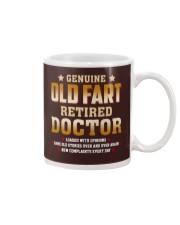 Old Fart Retired Doctor Mug thumbnail