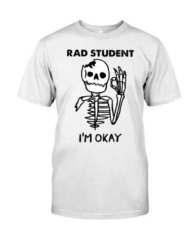 Rad Student I'm Okey