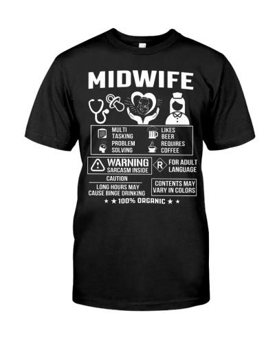 Multi Tasking Midwife