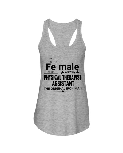 Female Physical Therapist Assistant