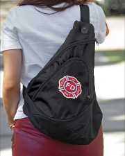 First In Last Out Firefighter Sling Pack garment-embroidery-slingpack-lifestyle-01