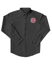 First In Last Out Firefighter Dress Shirt thumbnail