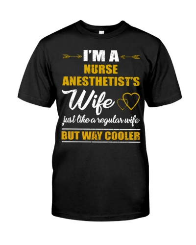 Cool Nurse Anesthetist's Wife