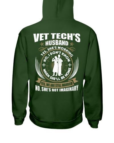 Vet Tech's Husband