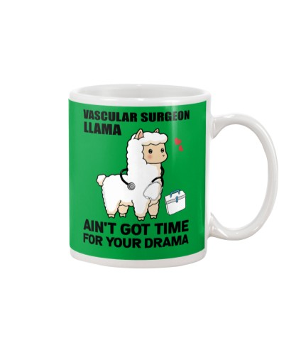 Vascular Surgeon Llama