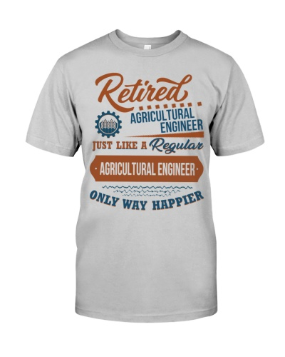 Retired Agricultural Engineer