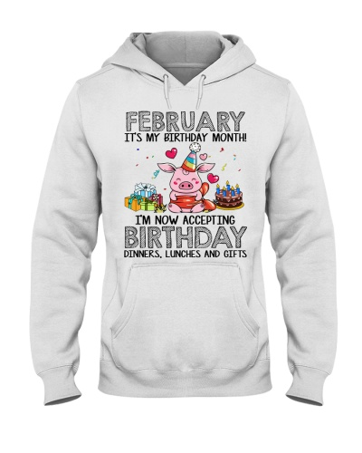 Pig February