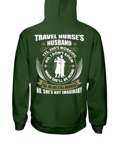 Travel Nurse's Husband
