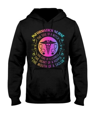 Informatics Nurse Soul Of Witch