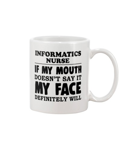 Informatics Nurse If My Mouth Doesnt Say It