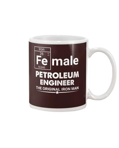 Petroleum Engineer Female