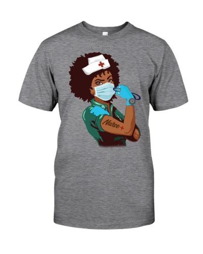 Black Nurse Strong