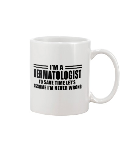 I'm A Dermatologist To Save Time