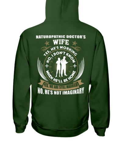 Naturopathic Doctor's Wife