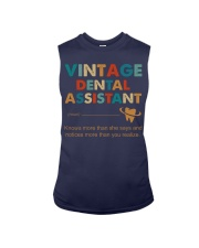 Vintage Dental Assistant Knows More Than She Says Sleeveless Tee thumbnail