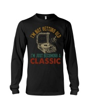Just Becoming A Classic Vinyl Records Long Sleeve Tee thumbnail