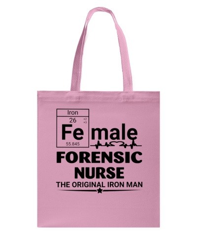 Female Forensic Nurse