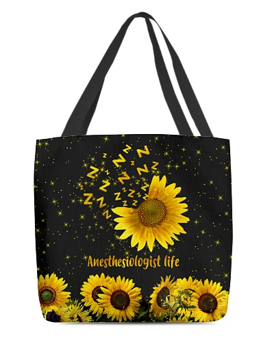 Anesthesiologist Life Sunflower