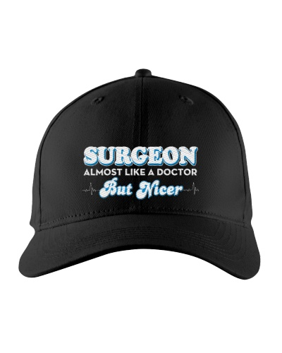 Surgeon Like Doctor But Nicer