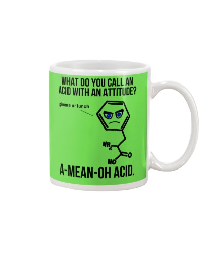 A-Mean-Oh Acid