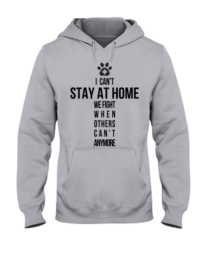 I Cant Stay At Home Vet