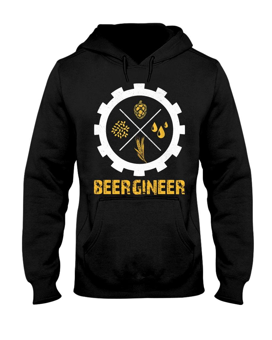 Beergineer Hooded Sweatshirt