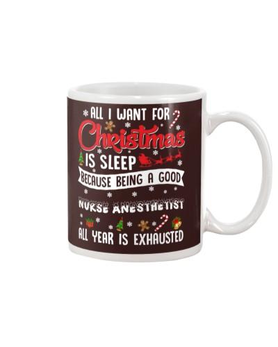 Good Nurse Anesthetist All Year