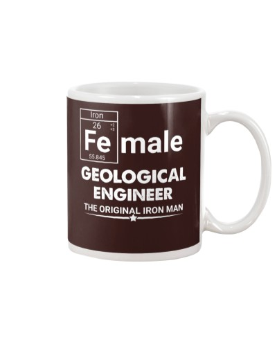 Geological Engineer Female