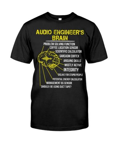 Audio Engineers Brain