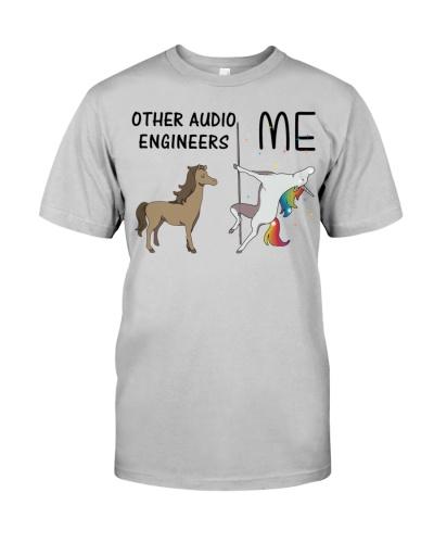 Other Audio Engineers Me Unicorn Dance