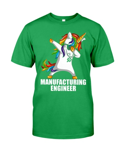 Manufacturing Engineer Unicorn Dabbing