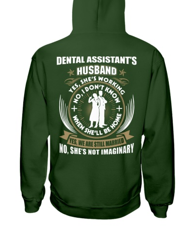 Dental Assistant's Husband