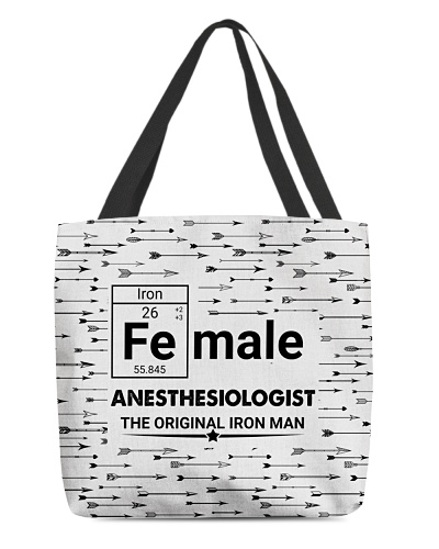 Female Anesthesiologist Arrow