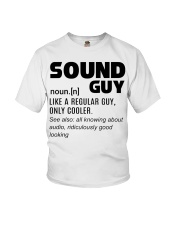 Sound Guy Cooler Youth T-Shirt thumbnail