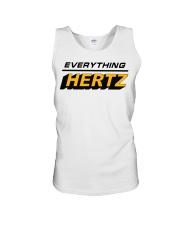 Everything Hertz Unisex Tank thumbnail