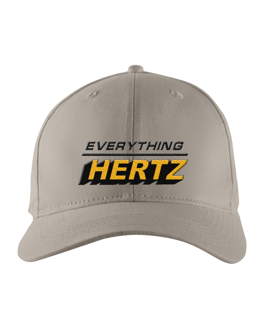 Everything Hertz Embroidered Hat