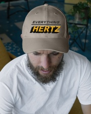 Everything Hertz Embroidered Hat garment-embroidery-hat-lifestyle-06