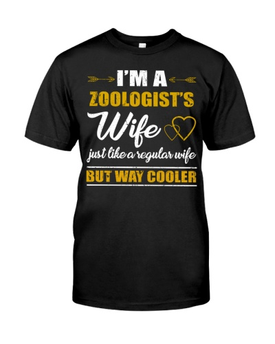 Cool Zoologist's Wife