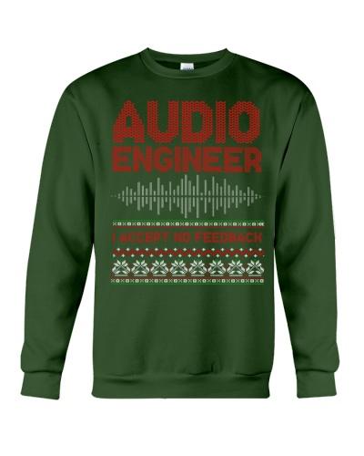 Audio Engineer I Accept No Feedback