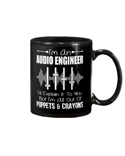 Audio Engineer I'd Explain It To You