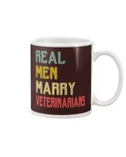 Real Men Marry Veterinarians Mug thumbnail